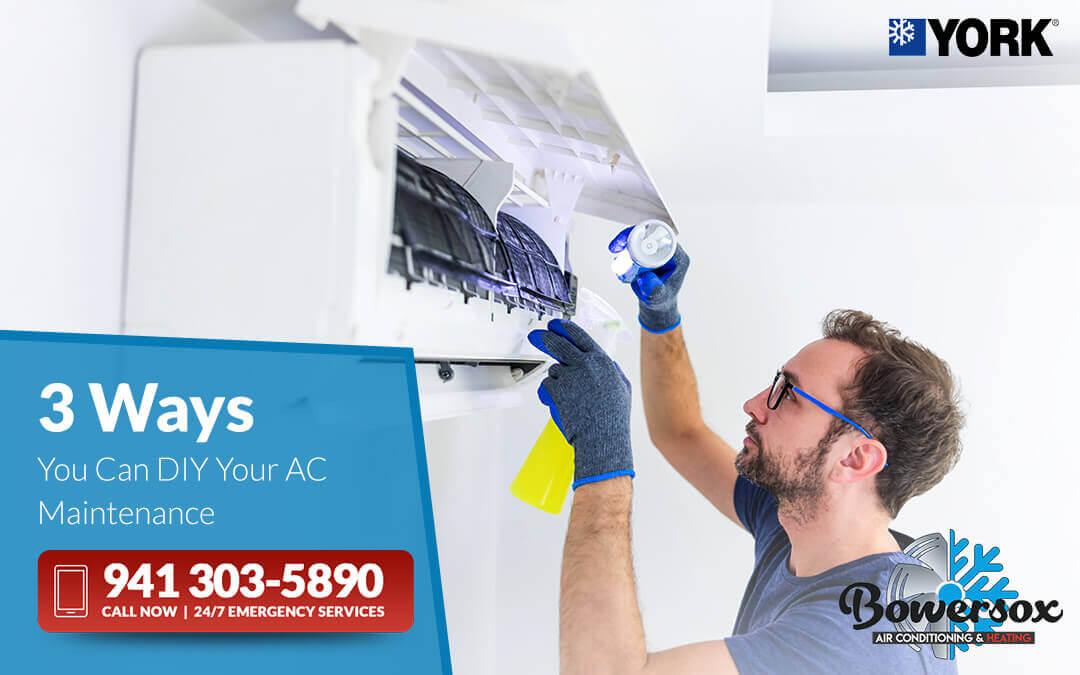 DIY AC Maintenance